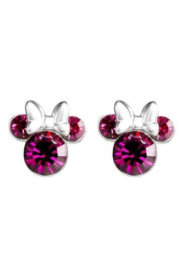 Peers Hardy Sterling Silver Minnie Childrens Earrings