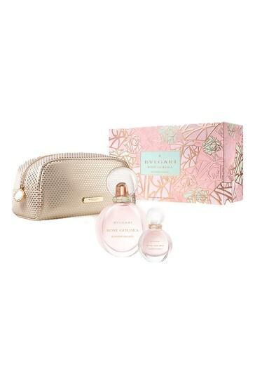 Bvlgari Rose Goldea Blossom Delight Eau De Parfum 75ml & Eau De Parfum 15ml