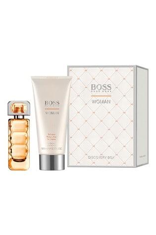 BOSS Orange Woman Eau de Toilette 30ml Gift Set
