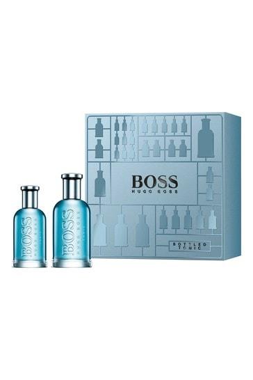 BOSS Bottled Tonic Eau de Toilette 100ml Gift Set