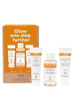 REN Regime Kit: Glow to go