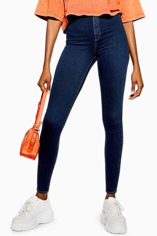 "Topshop Joni Jeans 30"" Leg"