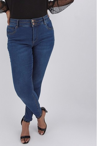 Simply Be Shape And Sculpt Skinny Jeans