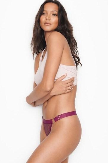 Victoria's Secret Fishnet Thong Panty