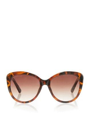 Lipsy Cat Eye Diamanté Sunglasses