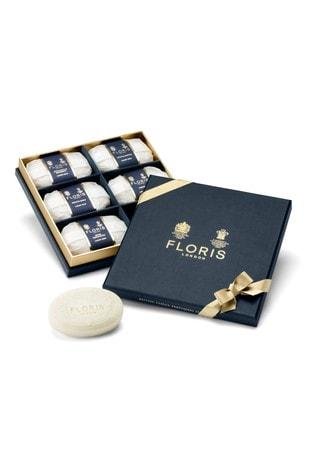 Floris Luxury Soap Collection 6 x 100g