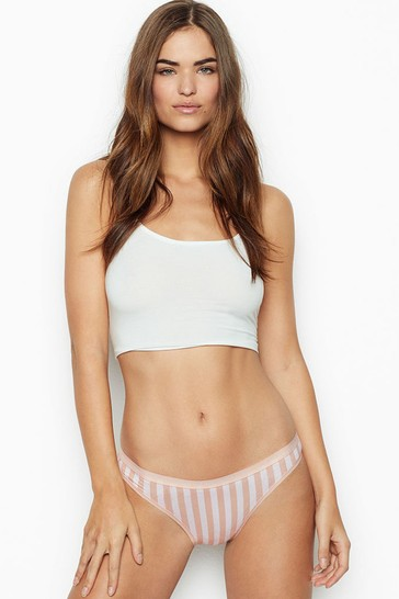 Victoria's Secret Stretch Cotton Bikini Panty