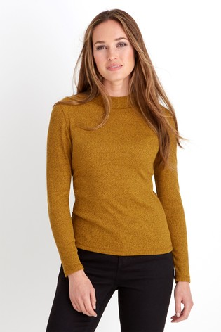 Joe Browns Turtleneck Rib Knit Jumper
