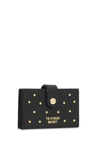 Victoria's Secret Studded Accordion Card Case