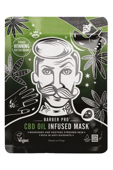 BARBER PRO CBD Oil Infused Sheet Mask 22ml