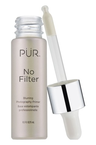 PÜR No Filter Blurring Photography Primer