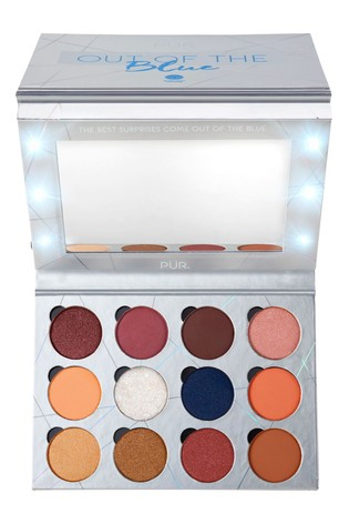 PÜR Out of the Blue Vanity Eyeshadow Palette