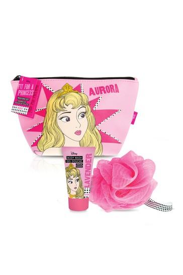 Disney Aurora Cosmetic Bag Set