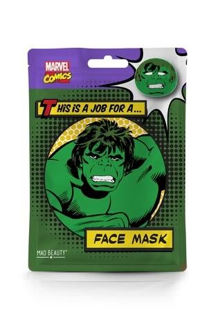 Marvel Face Mask Hulk