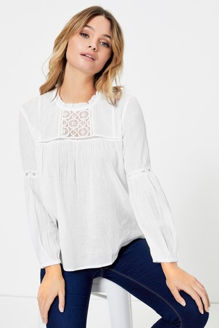 Only Lace Blouse