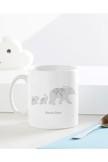 Personalised Mama Mug By Gift Collective