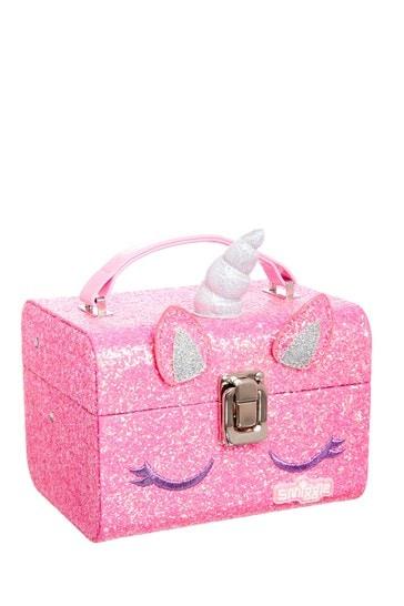 Smiggle Pink Jewellery Box
