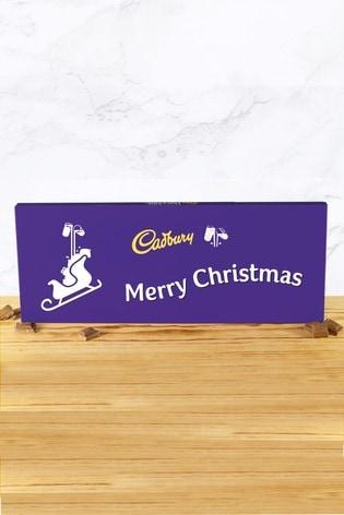 Personalised Cadbury Dairy Milk Chocolate Bar 850g