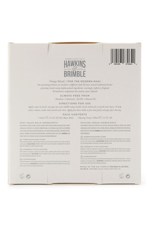 Hawkins & Brimble Grooming Gift Set