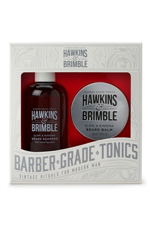 Hawkins & Brimble Beard Gift Set