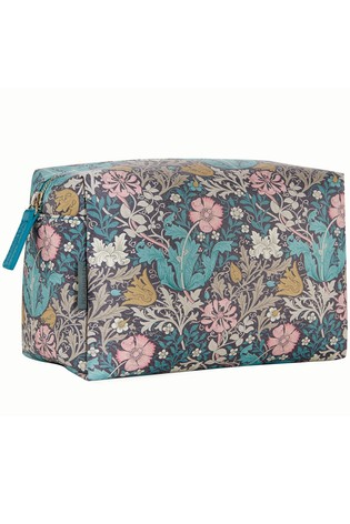 Morris & Co Pink Clay and Honeysuckle Large Wash Bag