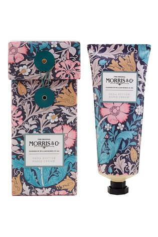 Morris & Co Pink Clay and Honeysuckle Hand Cream 100ml
