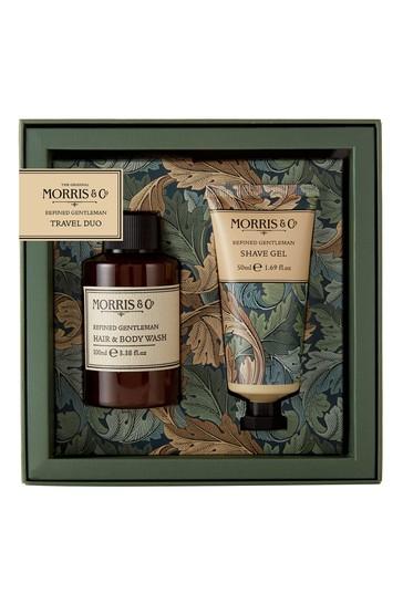 Morris & Co. Refined Gentleman Travel Duo