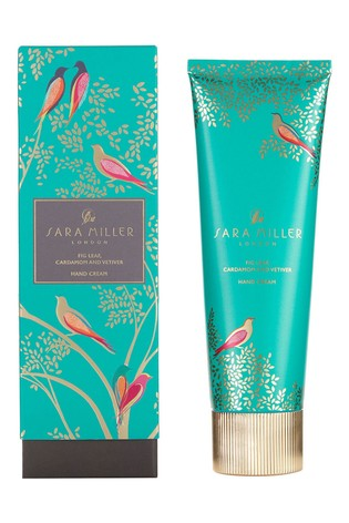 Sara Miller Fig Leaf, Cardamom and Vetiver Hand Cream
