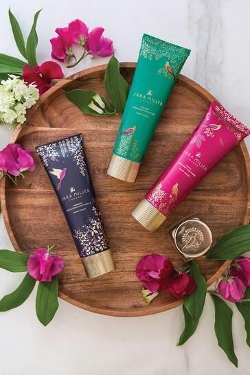 Sara Miller Peony, Bergamot and Amber Hand Cream 150ml