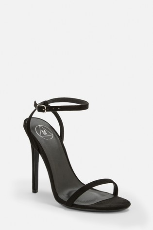 Missguided Basic Barely There Sandals