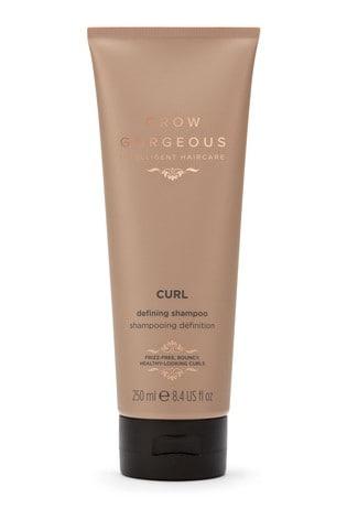 Grow Gorgeous Curl Defining Shampoo 250ml