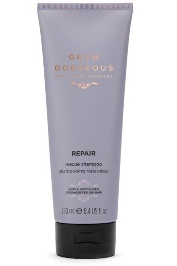 Grow Gorgeous Repair Rescue Shampoo 250ml