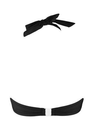 Pour Moi Capri Frill Triangle Hidden Underwired Bikini E+