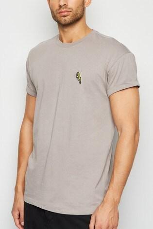 New Look Lightning Bolt T-Shirt