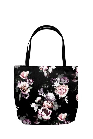 Personalised Lipsy Amber Tote Bag By Instajunction