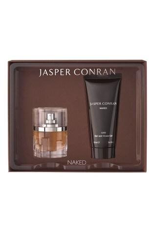 Jasper Conran Naked Man EDT 40ml & Shower Gel 100ml