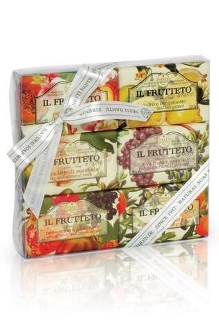 Nesti Dante Frutteo Gift Set Collection Assortment of 6 150g Soaps