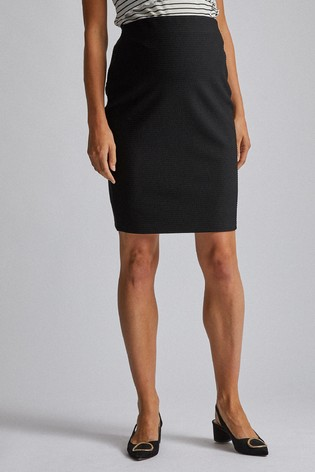 Dorothy Perkins Maternity Textured Pencil Skirt