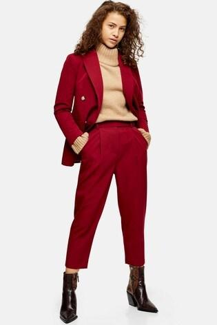 Topshop Petite Suit Trousers