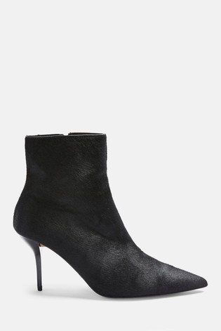 Topshop HEY Point Boots