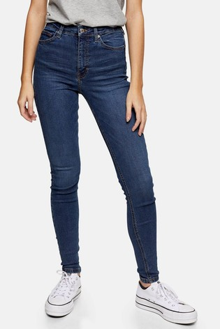 "Topshop Tall Jamie Jeans 36"" Leg"