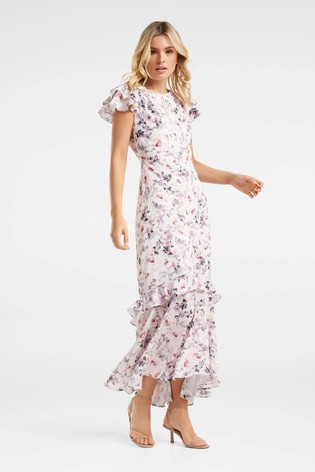 Forever New Petite Floral Maxi Dress