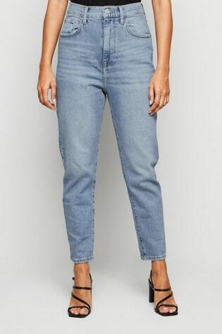 New Look Petite Mom Jeans