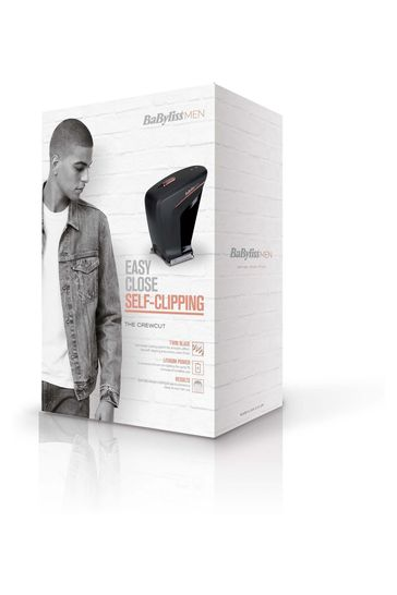 BaByliss The Crew Cut Do It Yourself Clipper