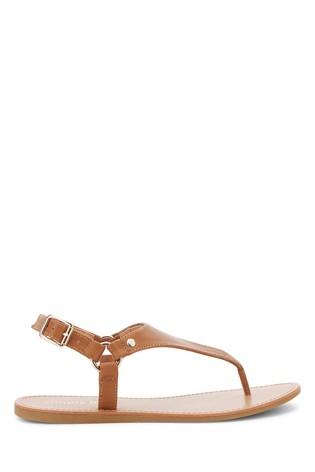Simply Be Extra Wide Fit Flat Sandal