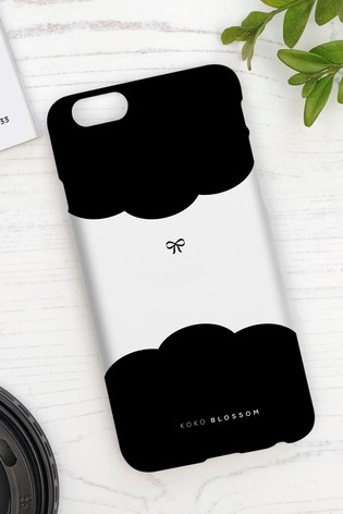 Personalised Scallop Phone Case By Koko Blossom