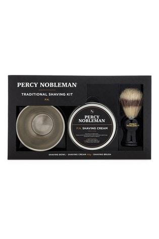 Percy Nobleman Traditional Shaving Kit