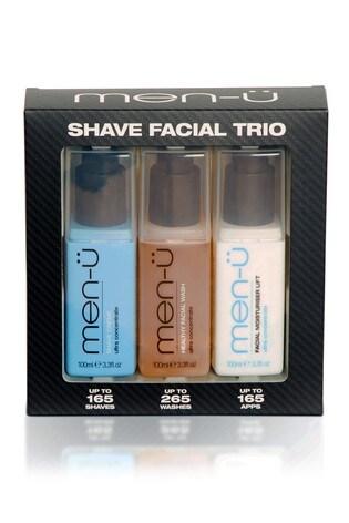 men-ü Shave Facial Trio