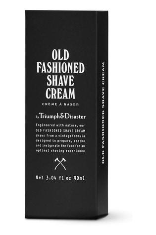 Triumph & Disaster Old Fashioned Shave Cream Tube