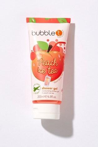 Bubble T Shower Gel Peach Ice Tea Edition 200ml